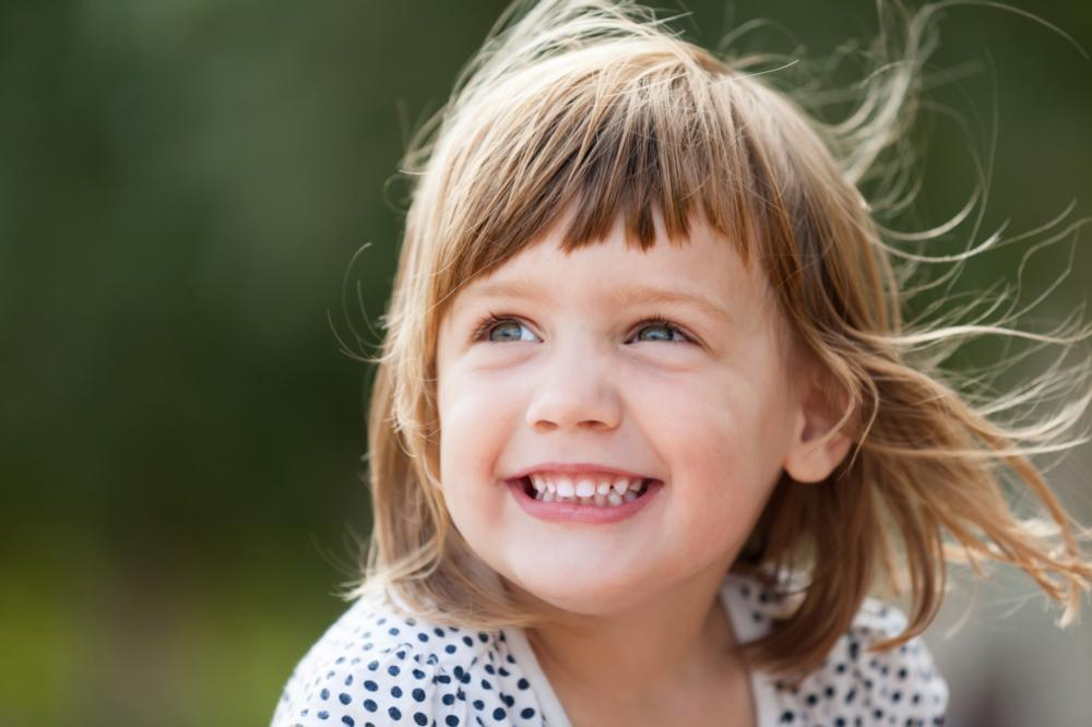 Young girl smiling | family dentist steele creek charlotte